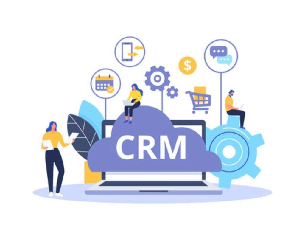 CRM(顧客管理システム)とは何?意味・活用法・事例を用いて解説!